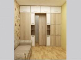Шкаф купе перегородка между комнатами