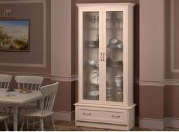Шкафы витрины для дома
