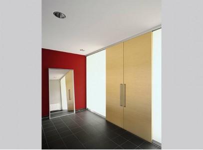 Межкомнатные раздвижные двери в квартиру