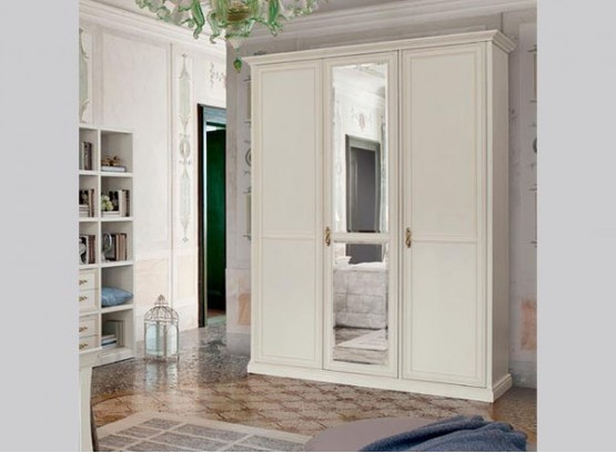 Шкаф 140 см для одежды