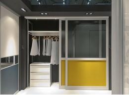 Шкаф купе стекло цвета