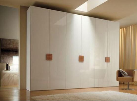 Шкафы распашные красивые