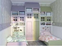 Шкафы для детской комнаты для девочки