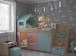 Шкаф комод в детскую