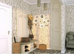Угловые шкафы в коридор малогабаритные