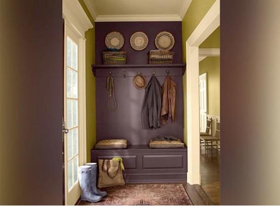 Шкаф под одежду в прихожую