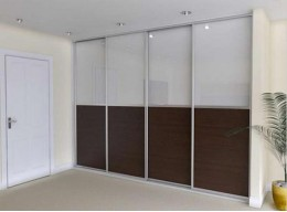 Акриловые двери шкафа