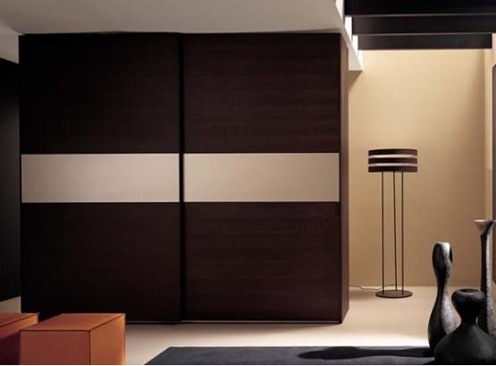 Двери для темного шкафа