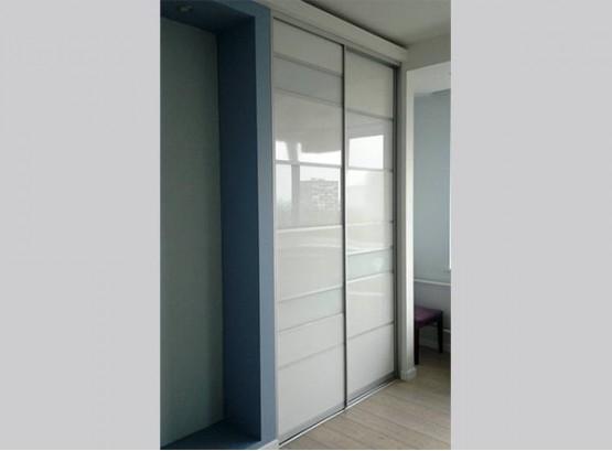 Раздвижные двери в нишу