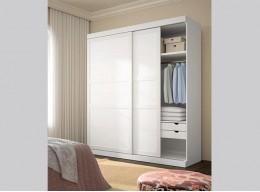 Белые шкафы в спальню