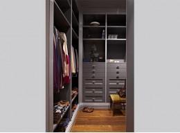 Встроенный шкаф в кладовку