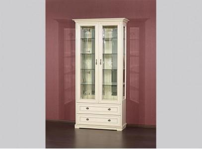 Шкафы витрина со стеклом