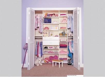 Детский шкаф гардероб