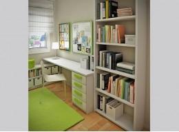 Книжный шкаф для школьника