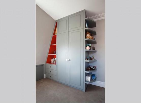 Компактные шкафы для одежды