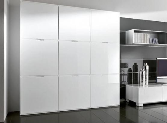 Модульные шкафы для одежды