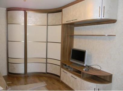 угловой шкаф небольшой