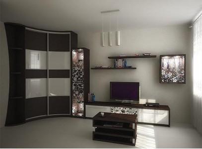Шкаф с полкой под телевизор