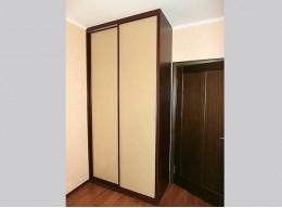 Малогабаритные встроенные шкаф купе